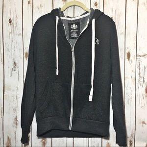 EXPRESS hooded zip up sweatshirt/jacket